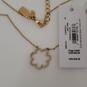 Kate Spade New York (NWT) necklace